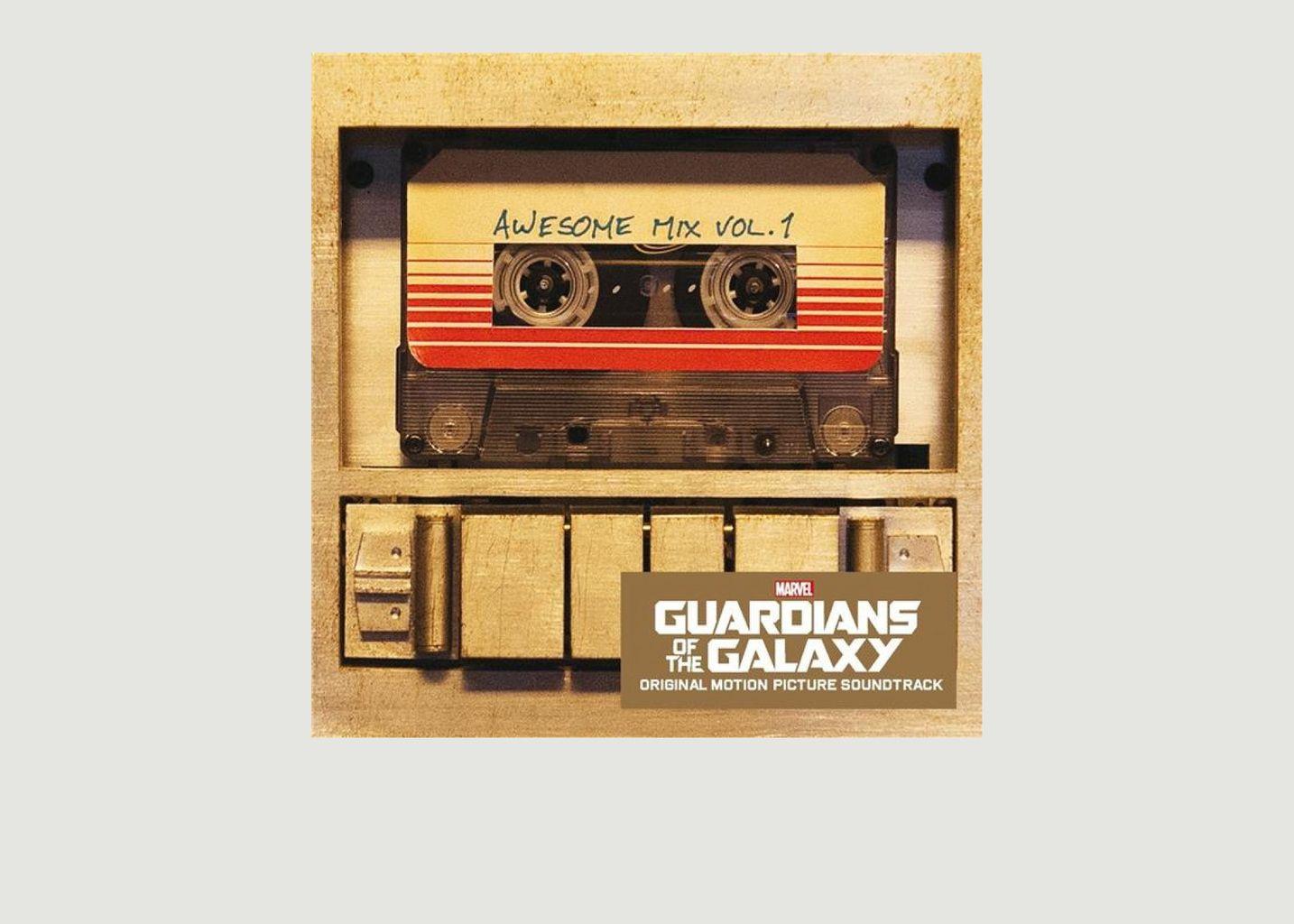 Guardians Of The Galaxy : Awesome Mix Vol. 1 - La vinyl-thèque idéale