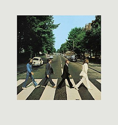 Abbey Road - The Beatles.