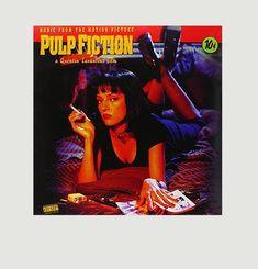 Pulp Fiction La vinyl-thèque idéale