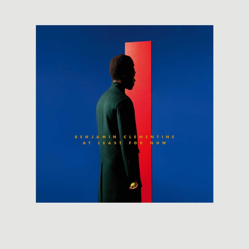 At Least For Now - Benjamin Clementine - La vinyl-thèque idéale