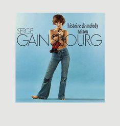 Histoire de Melody Nelson - Serge Gainsbourg