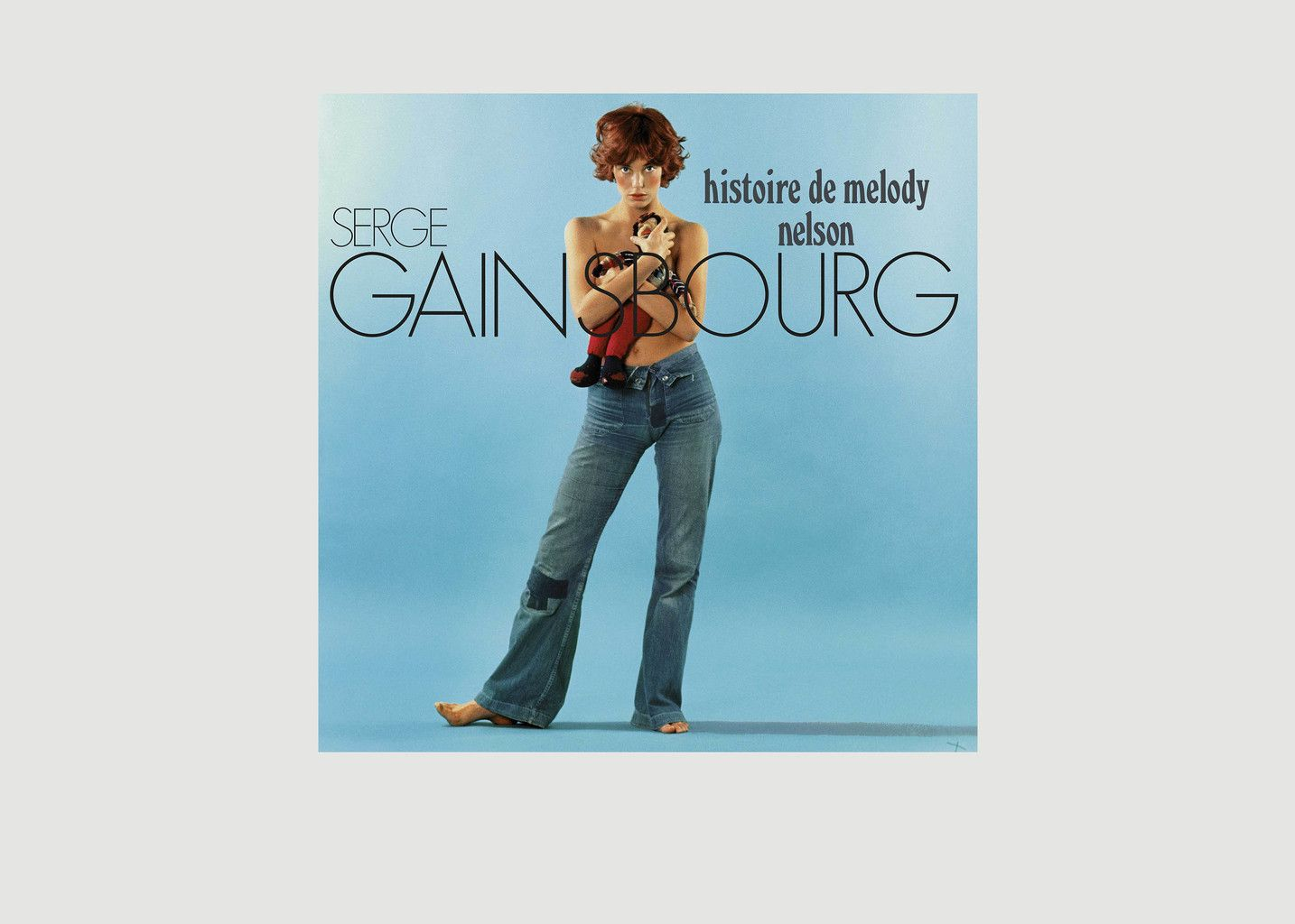 Histoire de Melody Nelson - Serge Gainsbourg - La vinyl-thèque idéale
