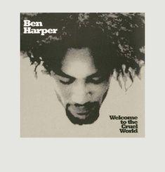 Ben Harper La vinyl-thèque idéale
