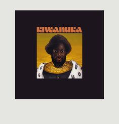 Michael Kiwanuka La vinyl-thèque idéale