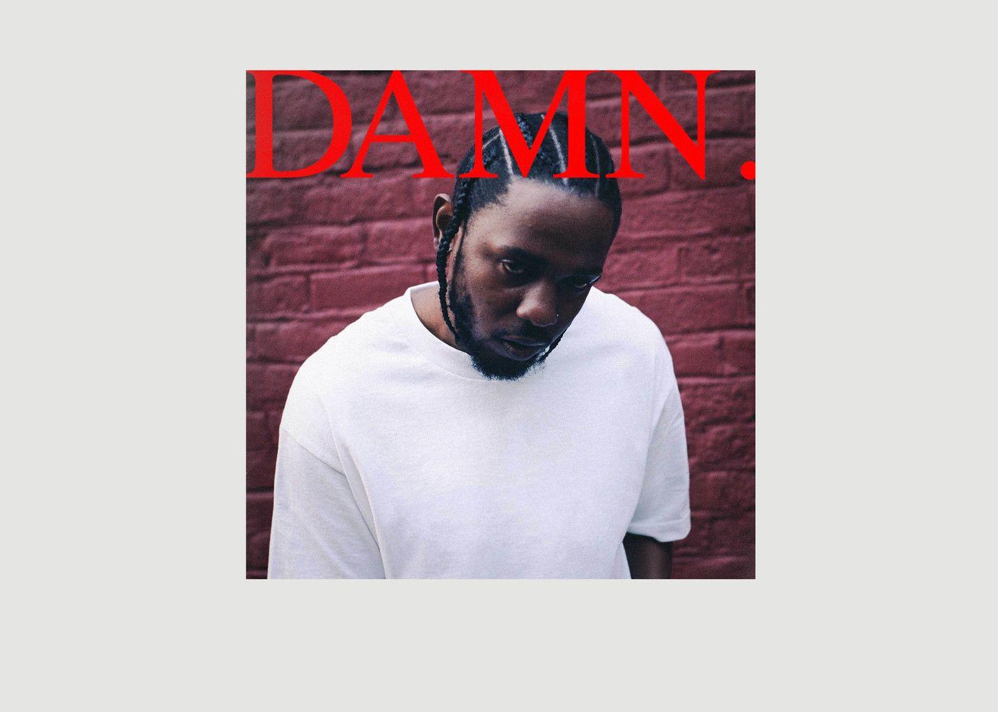 Damn - Kendrick Lamar - La vinyl-thèque idéale