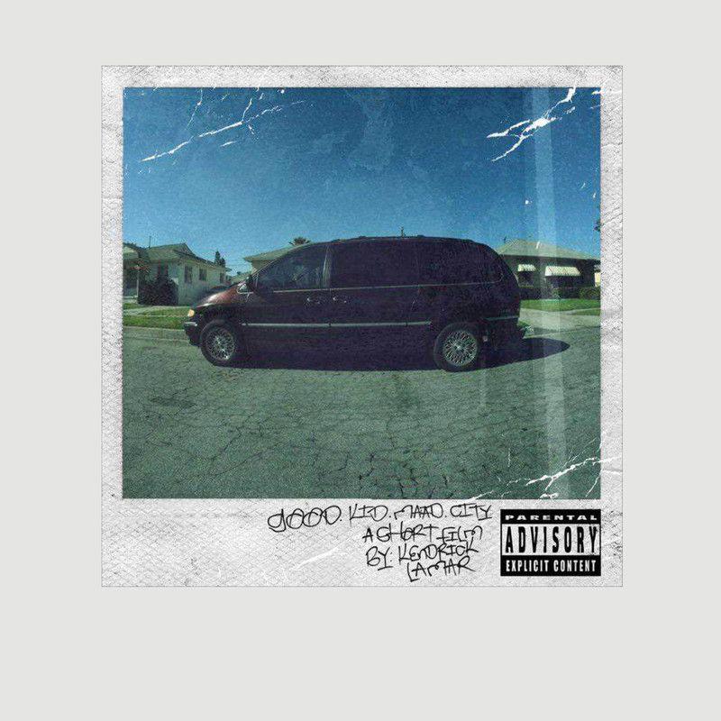 Good kid, m.A.A.d city - Kendrick Lamar - La vinyl-thèque idéale