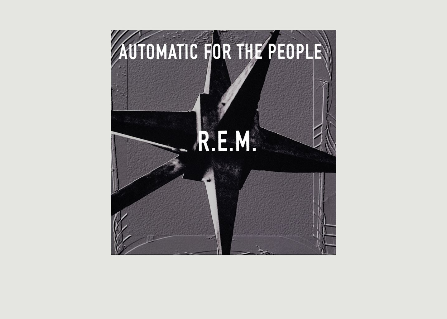 Automatic For the People - R.E.M - La vinyl-thèque idéale