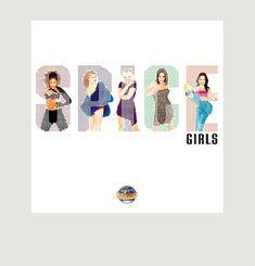 The Spice Girls La vinyl-thèque idéale