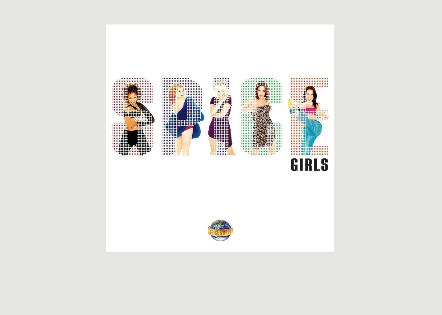 Spice World - The Spice Girls - La vinyl-thèque idéale