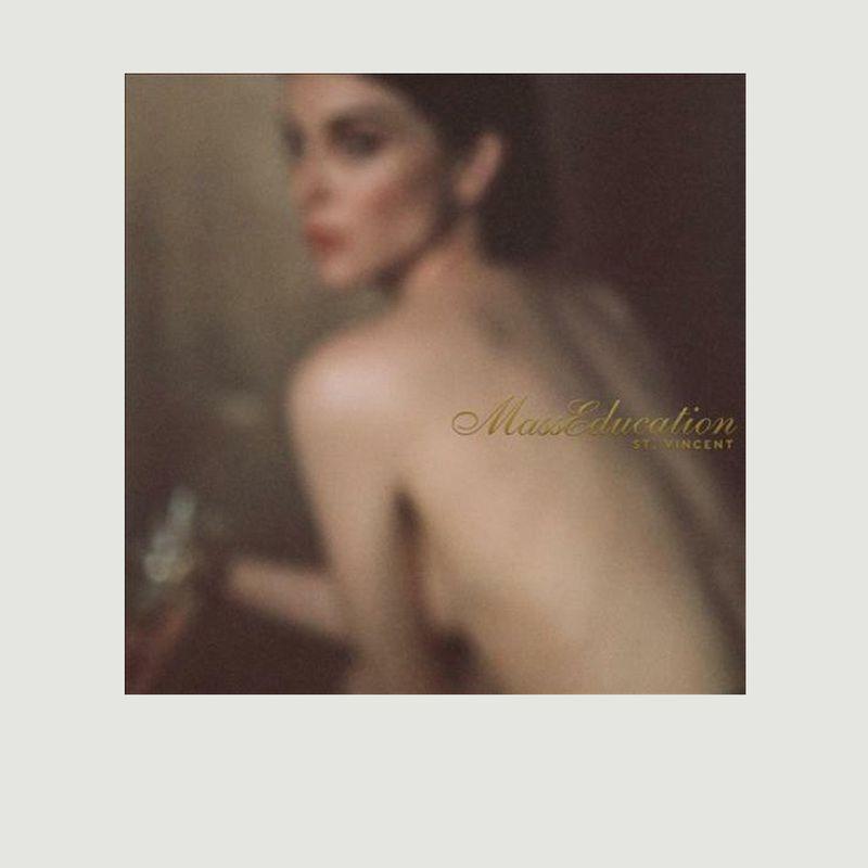 Masseducation - St Vincent - La vinyl-thèque idéale