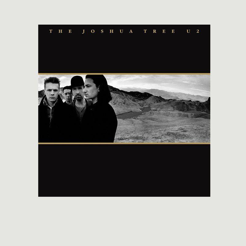 The Joshua Tree - U2 - La vinyl-thèque idéale