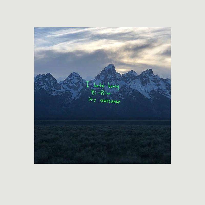 Ye - Kanye West - La vinyl-thèque idéale