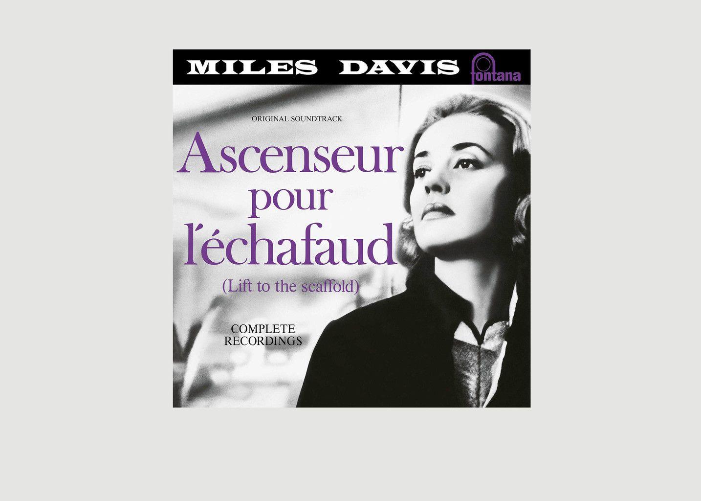 Ascenseur Pour L'Echafaud - Miles Davis - La vinyl-thèque idéale