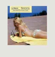 Le mépris - Pierrot La vinyl-thèque idéale