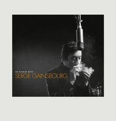 En studio avec Serge Gainsbourg - Serge Gainsbourg