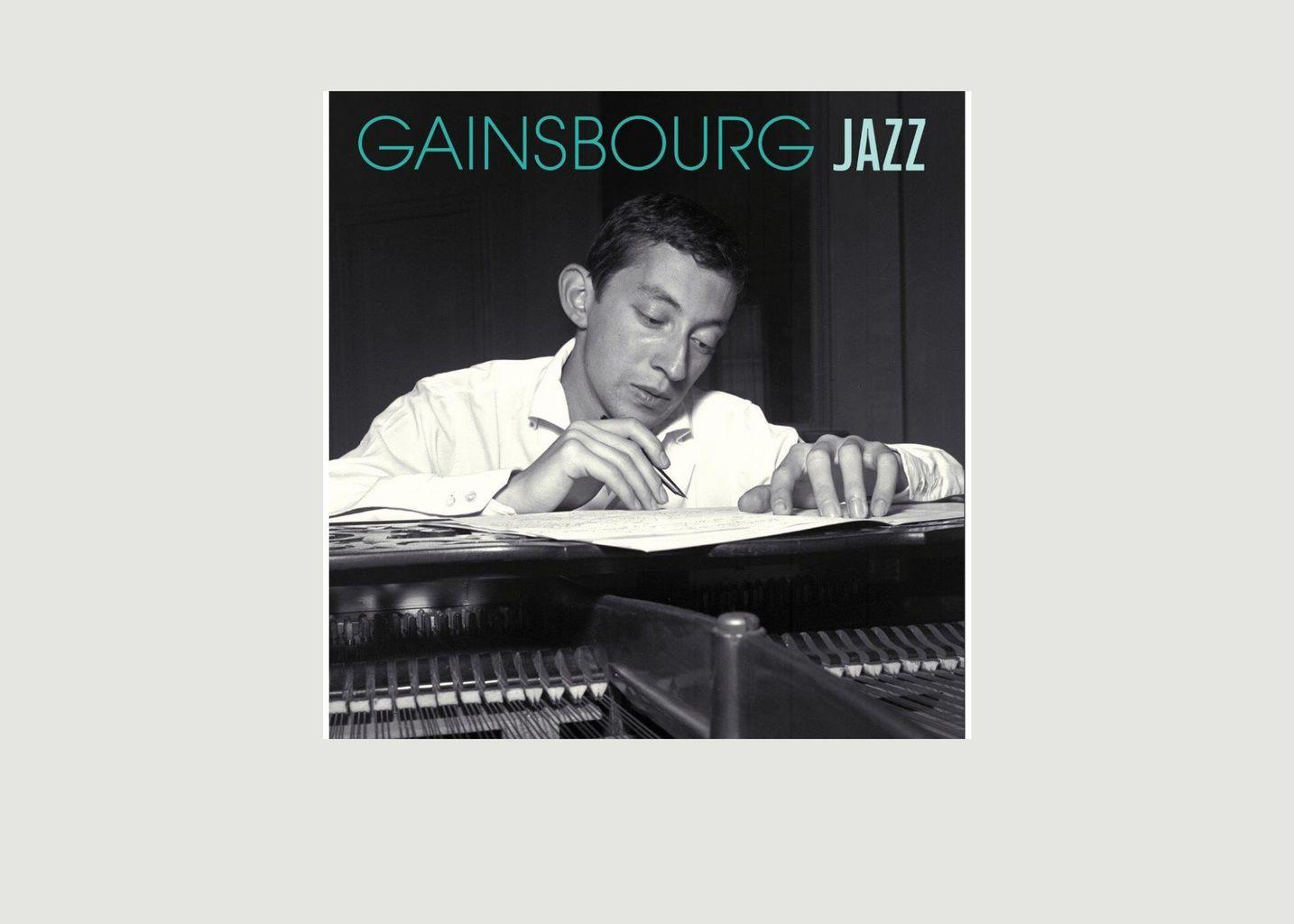 Gainsbourg Jazz - Serge Gainsbourg - La vinyl-thèque idéale
