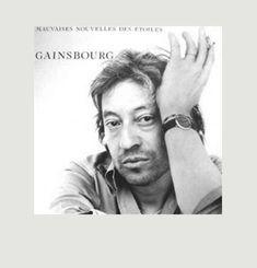 Mauvaises nouvelles des étoiles - Serge Gainsbourg
