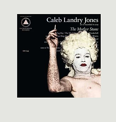 The Mother Stone - Blue Edition - Caleb Landry Jones