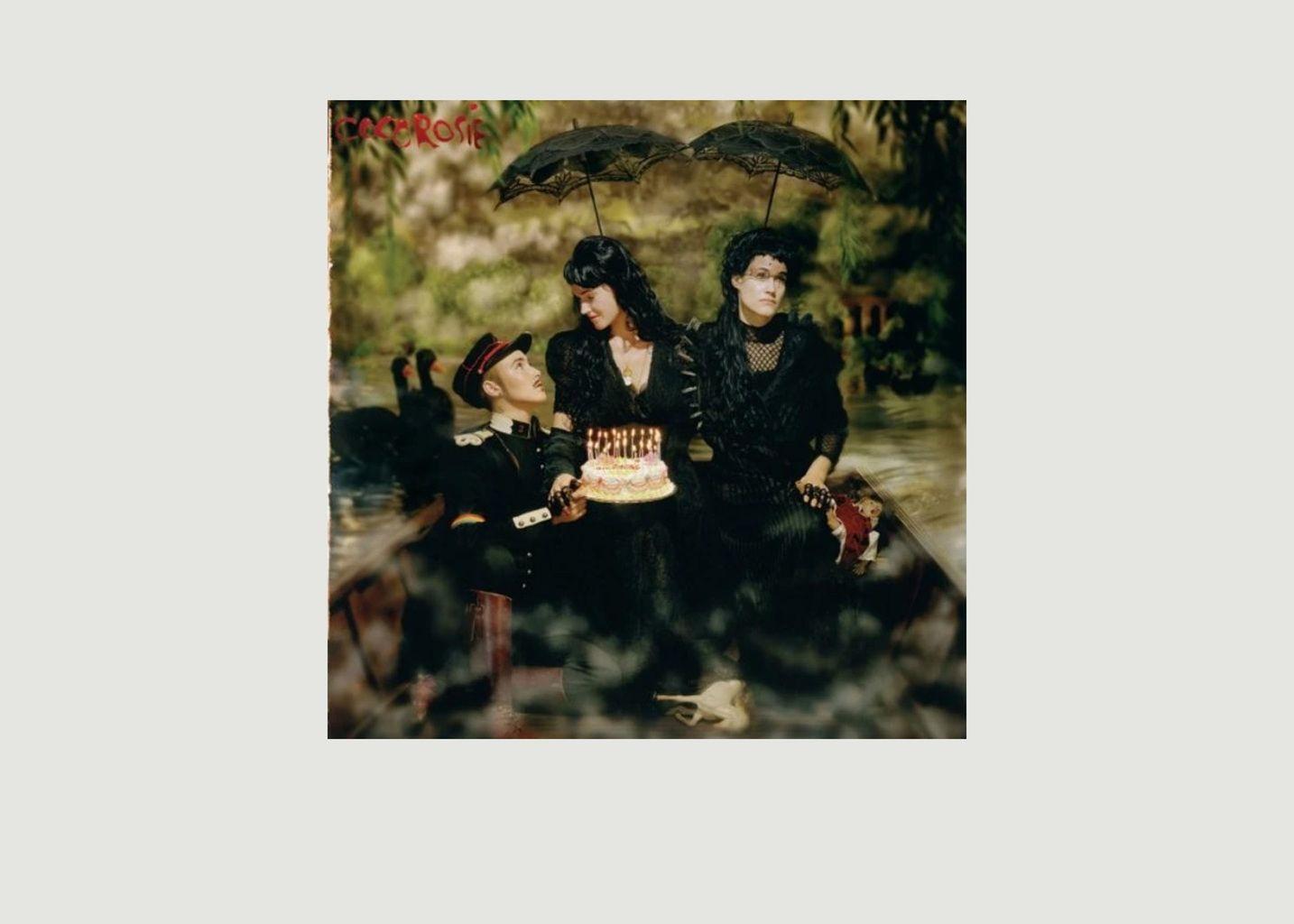 The Adventures Of Ghosthorse And Stillborn - Cocorosie - La vinyl-thèque idéale