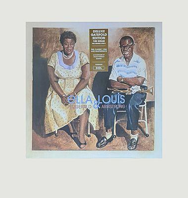 Ella et Louis - Ella Fitzgerald And Louis Armstrong