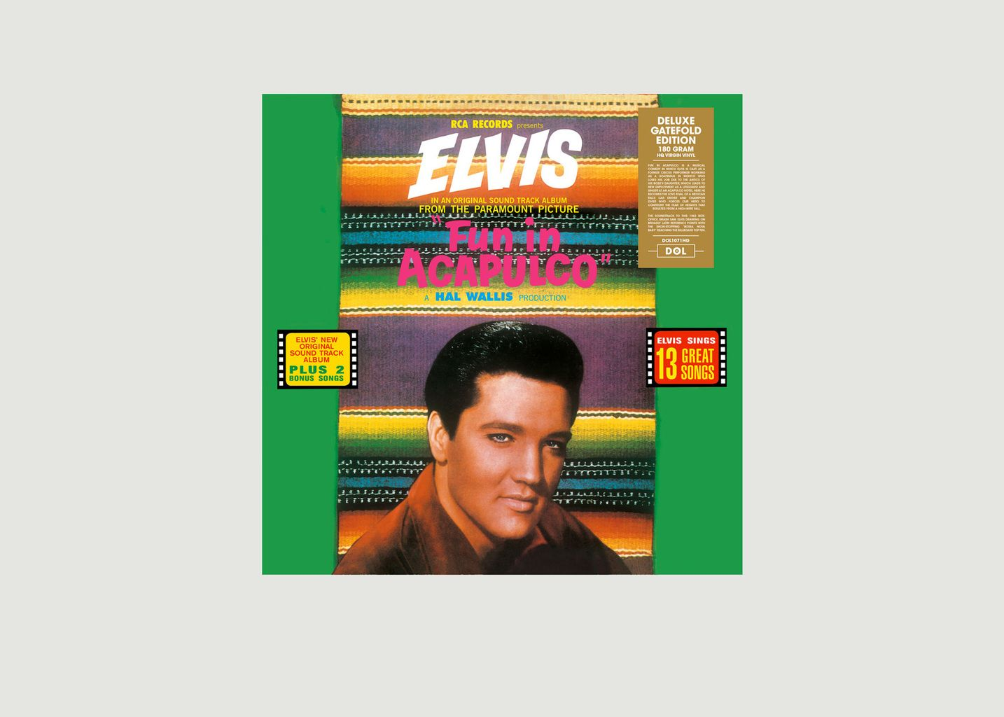 Fun In Acapulco - Elvis Presley - La vinyl-thèque idéale