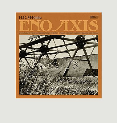 Eno Axis - Gold Edition - H.C. McEntire