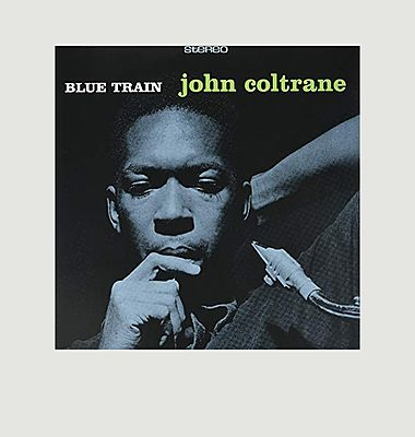 Blue Train - Blue Edition - John Coltrane