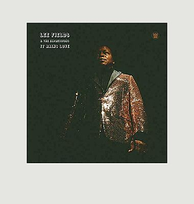 It Rains Love - Vinyle Red Edition - Lee Fields & The Expressions