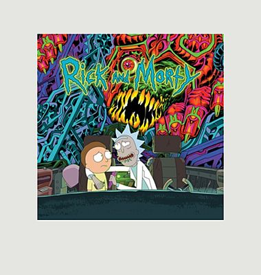 The Rick And Morty Soundtrack - Rick And Morty