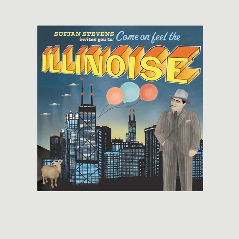 Illinoise - Sufjan Stevens - La vinyl-thèque idéale