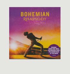 Bohemian Rapsody La vinyl-thèque idéale
