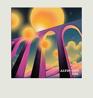 Vinyl Altin Gün - Yol