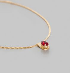 Collier Red