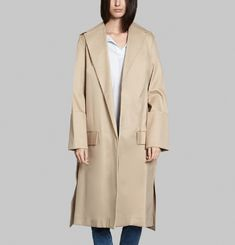 Camille Trench Jacket