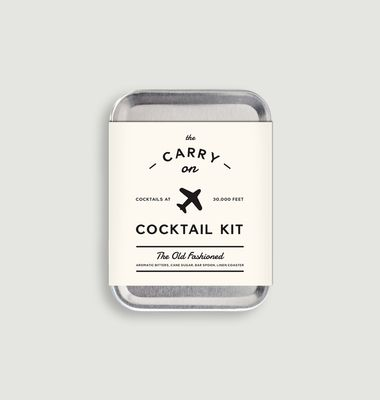 Carry On Cocktail Kit - Old Fashioned
