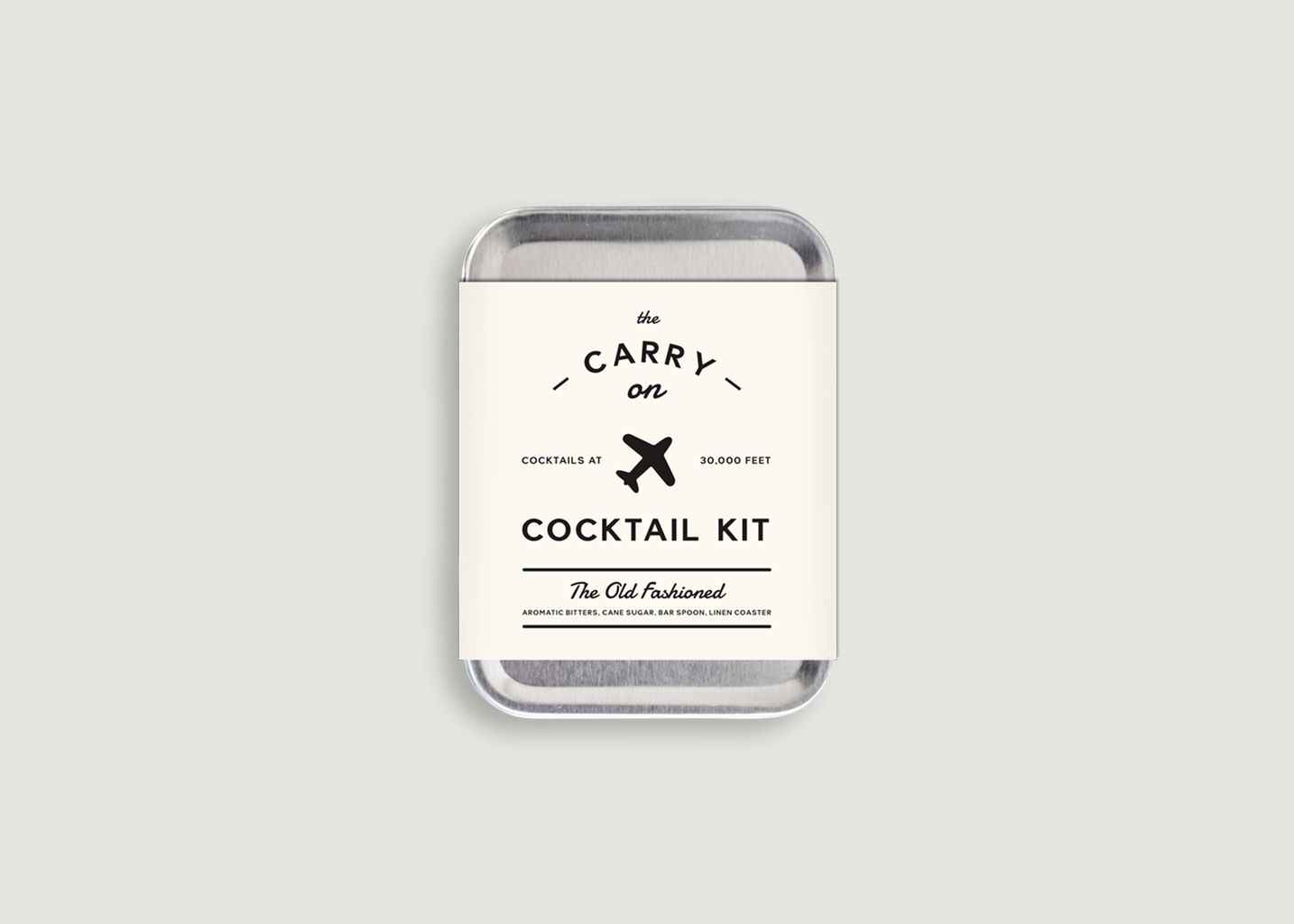 Carry On Cocktail Kit - Old Fashioned - W&P Design