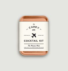 The Moscow Mule Carry On Kit