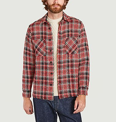 Surchemise Lumberjack en coton