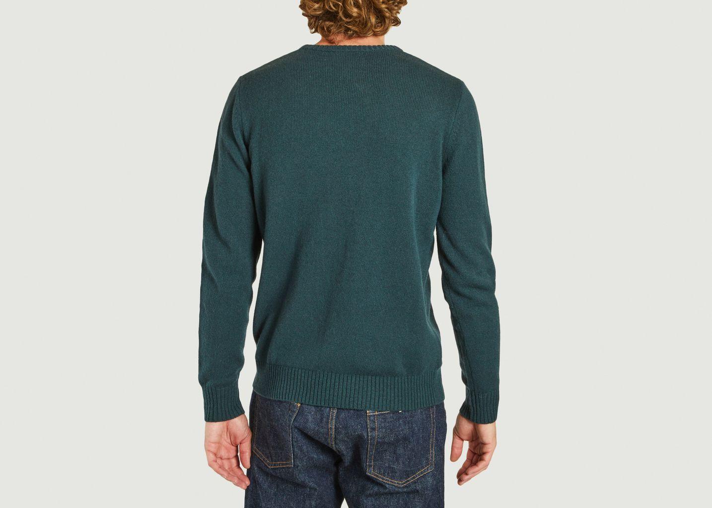 Pull Cotswold en laine d'agneau  - Wax London