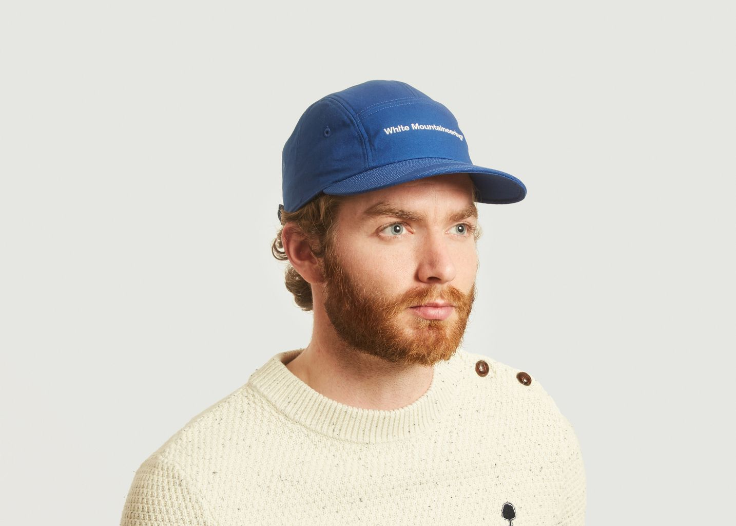 Casquette Brodée - White Mountaineering