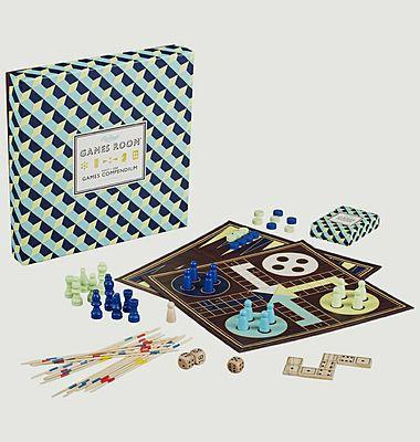 Jeux Compendium 8 en 1