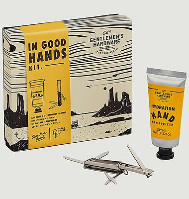 Kit de soins des mains - Entre de bonnes mains