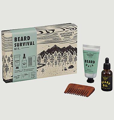 Kit de survie pour barbe