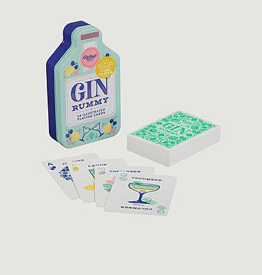 Cartes à jouer Gin