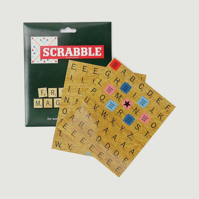 Aimants pour réfrigérateur Scrabble - Wild & Wolf