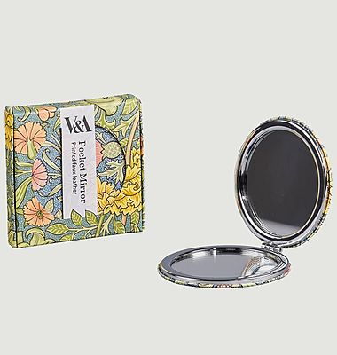 Miroir compact de poche