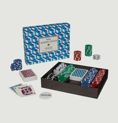 Ridley's Poker Set