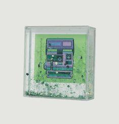 4x4 Glitter Frame
