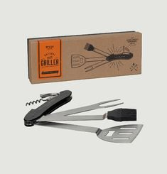 6-1 Barbecue Tools