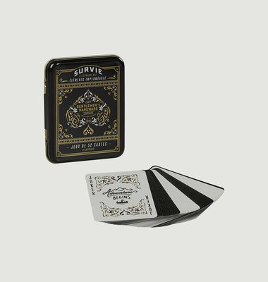 Survival Playing Cards French